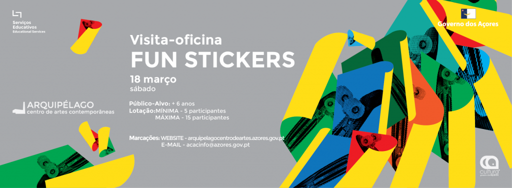 VISITA-OFICINA <br/> FUN STICKERS