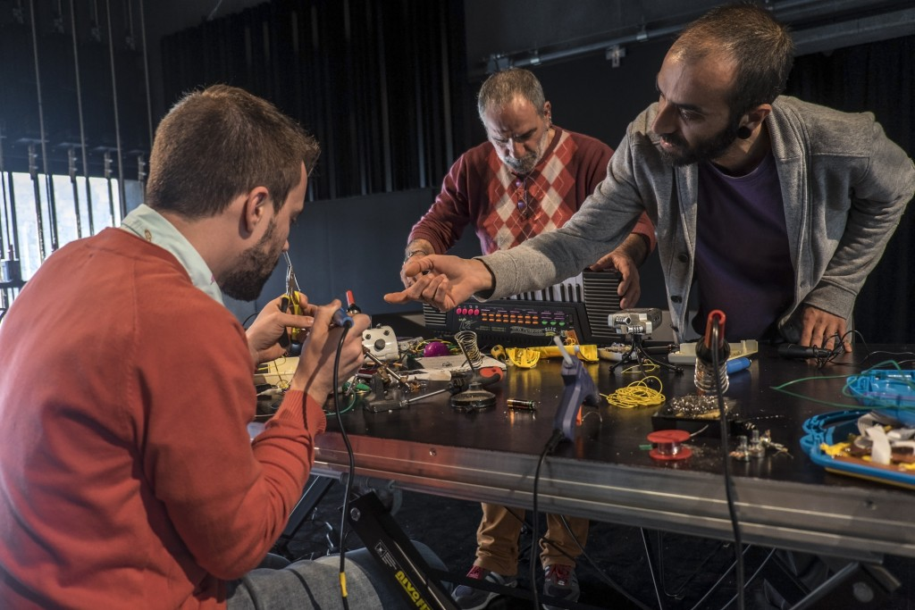 Circuit Bending | Workshop de Curto Circuito Aplicado
