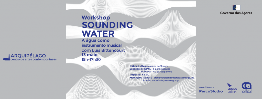 SOUNDING WATER<br/>de Luís Bittencourt