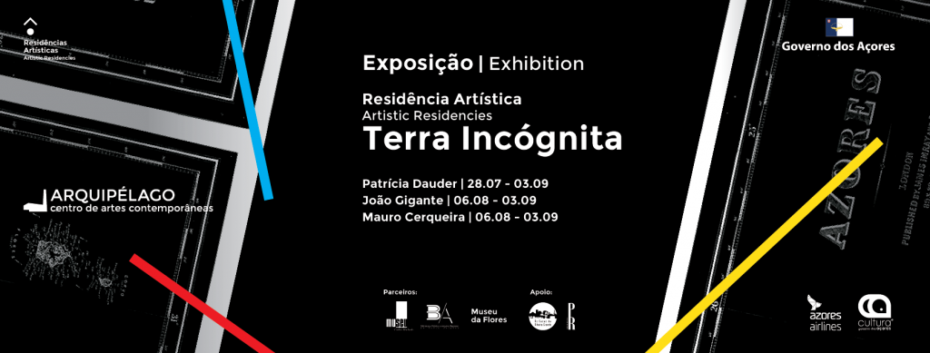 Artistic Residencies <br/> Terra Incógnita <br/> Exhibition