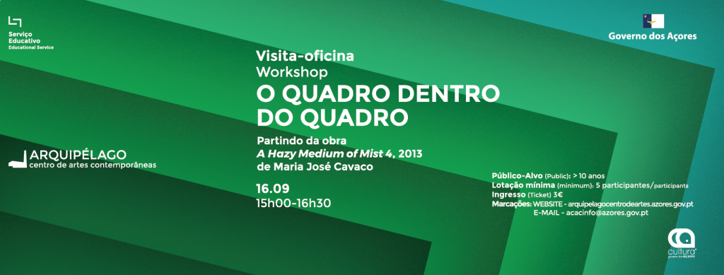 WORKSHOP <br/> O QUADRO DENTRO DO QUADRO