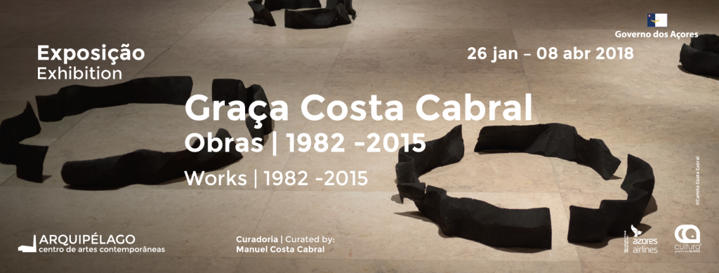 Exhibition </br> Graça Costa Cabral </br> Works | 1982 &#8211; 2015