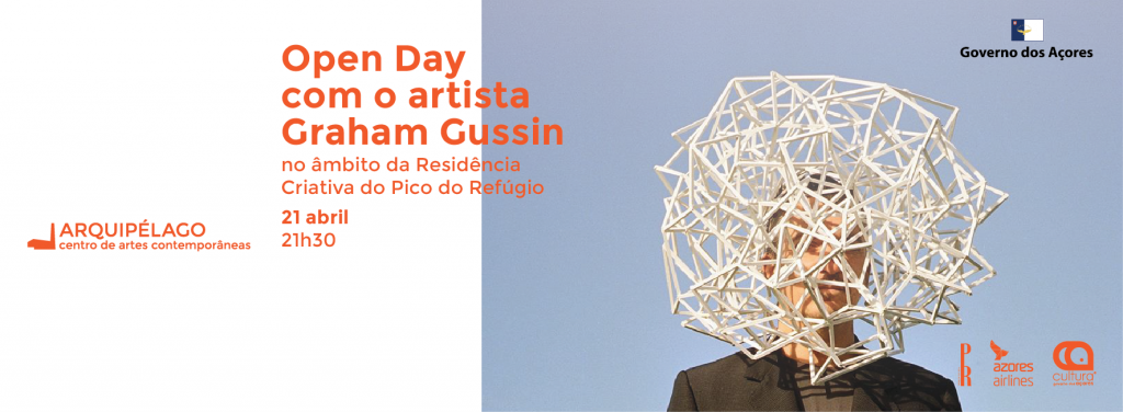 Open Day com o artista <br/> Graham Gussin