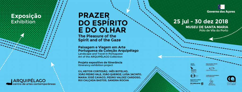 Exhibition <br/> THE PLEASURE OF THE SPIRIT AND OF THE GAZE