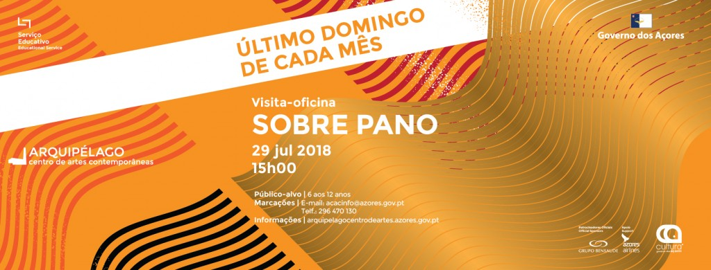 "Workshop "" Sobre Pano"""
