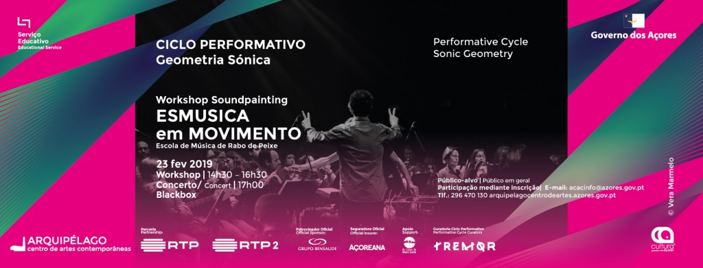 Workshop Soundpaiting </br> ESMUSICA em MOVIMENTO
