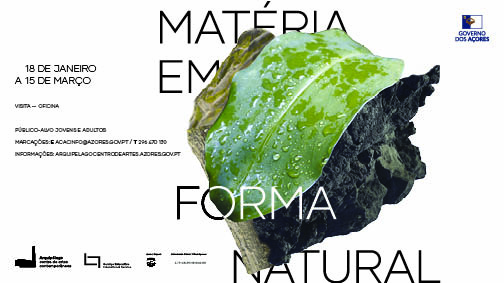 Tour–Workshop <br/> Matter in natural form